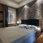北欧小户型别墅卧室