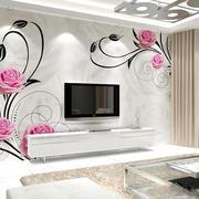客厅电视背景墙壁画