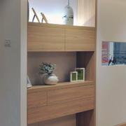 简洁款式复式楼书房设计