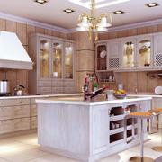 厨房灯光设计图片
