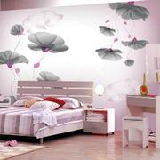 卧室有诗意的壁画