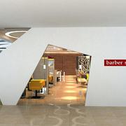 发廊个性门面设计