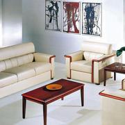 中式风格沙发背景墙装饰