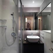 复式楼独立型卫生间设计