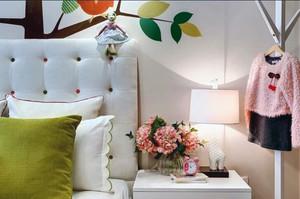 鲜活时光:清新欧式小别墅装修效果图