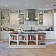 厨房整体搭配图