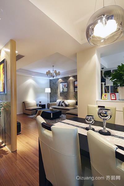 欧式2层3居小复式楼精致墙面装修效果图欣赏