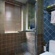 卫生间瓷砖背景墙