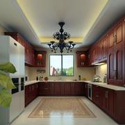 传统风格厨房设计图片