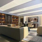 办公室沙发设计图