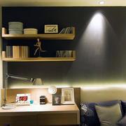 后现代风格卧室架子装饰