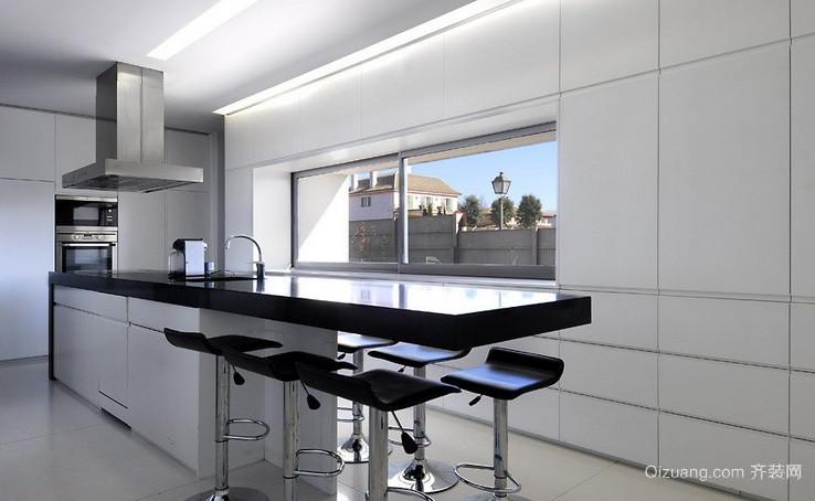 经典系列厨房装修效果图