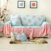 田园色彩沙发装饰