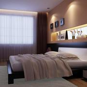 后现代卧室飘窗装饰