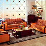 温馨型沙发设计图片