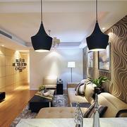 别墅简约欧式客厅