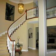 精巧的家居楼梯