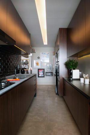 突显架构感的欧式2层小别墅装修效果图