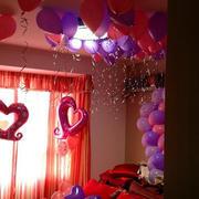 婚房气球装修设计