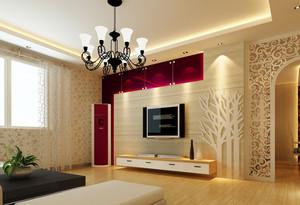 小户型宜家风格客厅装修效果图