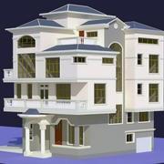 精致的别墅设计模板