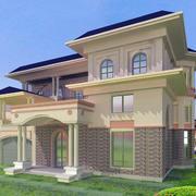 精致房屋整体设计