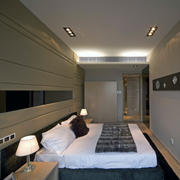 现代精美室内灯光设计