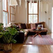 北欧风格小户型客厅装饰