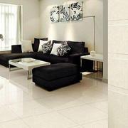 简约风格纯白色瓷砖设计