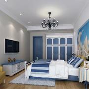 精美卧室背景墙设计