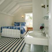 斜顶卧室吊顶设计
