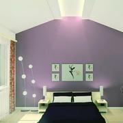 卧室整体色调搭配图