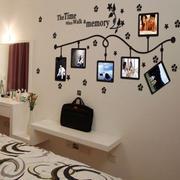 后现代简约风格照片墙装饰