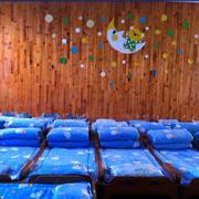 幼儿园卧室墙面贴纸
