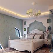 现代卧室色调搭配图