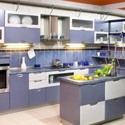 韩式清新厨房装饰
