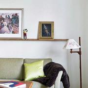 复古优雅的客厅灯