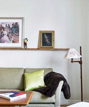 富有艺术感的现代家居落地灯图片