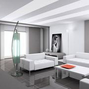 迷人时尚的客厅灯