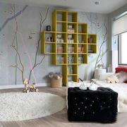 男生房间置物架装饰
