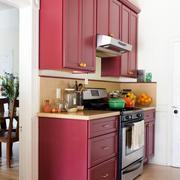 小户型厨房整体橱柜设计