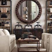 美式风格客厅家具装修