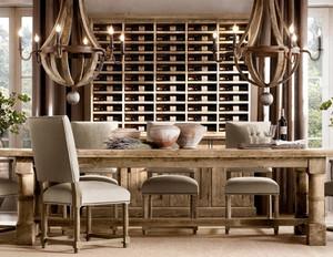美式厨房家具装饰