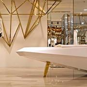 欧式奢华服装店设计