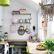 小户型混搭风格厨房装饰