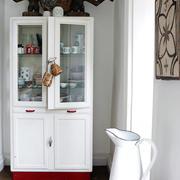 小户型客厅橱柜装饰