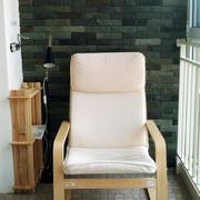小户型阳台桌椅设计