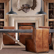 美式餐厅复古风格家具设计