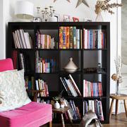 小户型书房书柜装饰