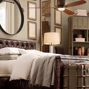 简约风格深色家具图示